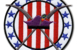 No. 303 Military Patch