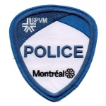 canadian police patch