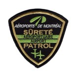 Montreal Patrol Patch