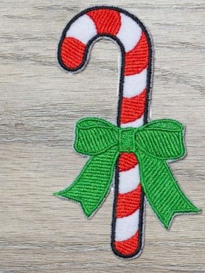 Candy Cane Patch