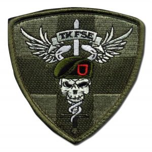 tk fse paintball patch
