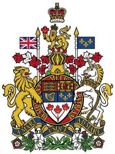 coat of arms canada