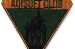 Anglian Airsoft Club Patch