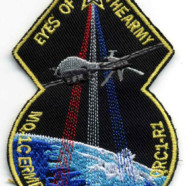 Eyes of the Army Patch